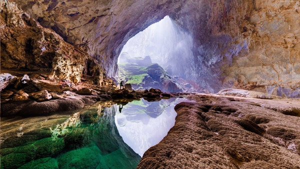 Hang Sơn Đoòng được coi là vật báu của du lịch Việt Nam