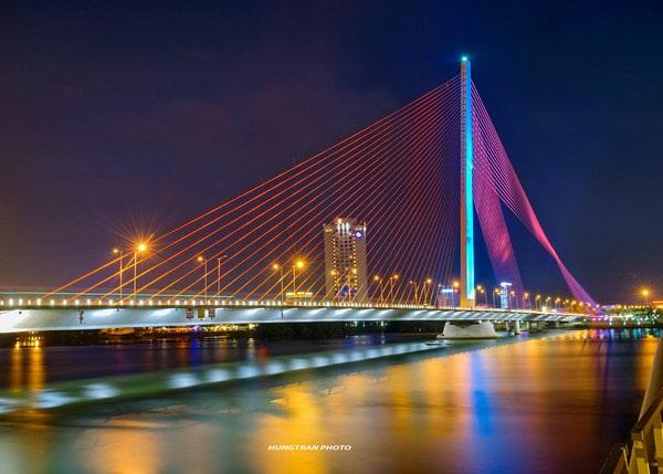 Cầu Trần Thị Lý - cây cầu huyền thoại của Đà Nẵng