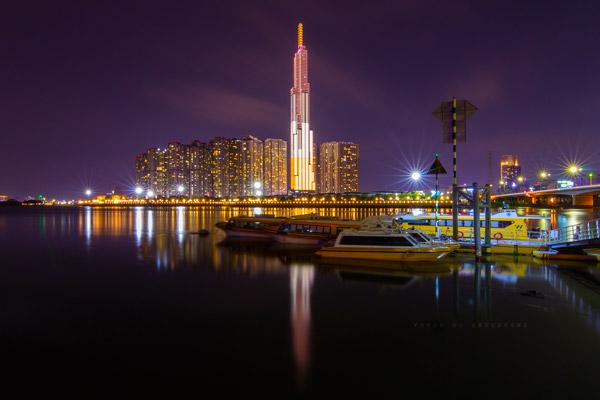 Toà nhà Landmark 81 cao nhất Đông Nam Á