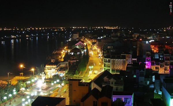 Cần Thơ là thành phố đẹp nhất vùng đồng bằng sông Cửu Long