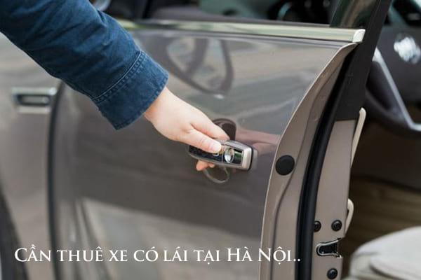 Chia sẻ bí quyết khi cần thuê xe có lái tại Hà Nội