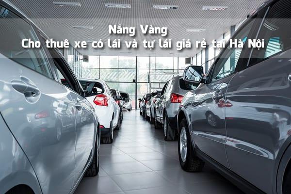Cho thuê xe có lái 4 chỗ 7 chỗ 16 chỗ với đội ngũ lái xe chuyên nghiệp, chi phí hợp lý