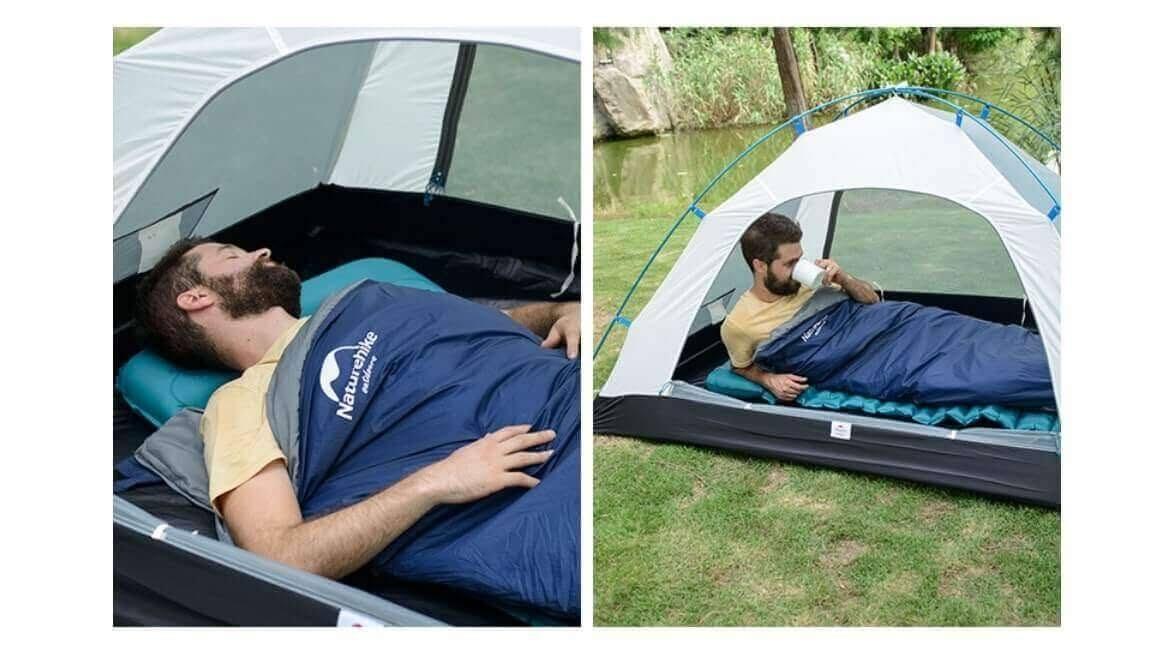 Túi ngủ du lịch Naturehike LW180