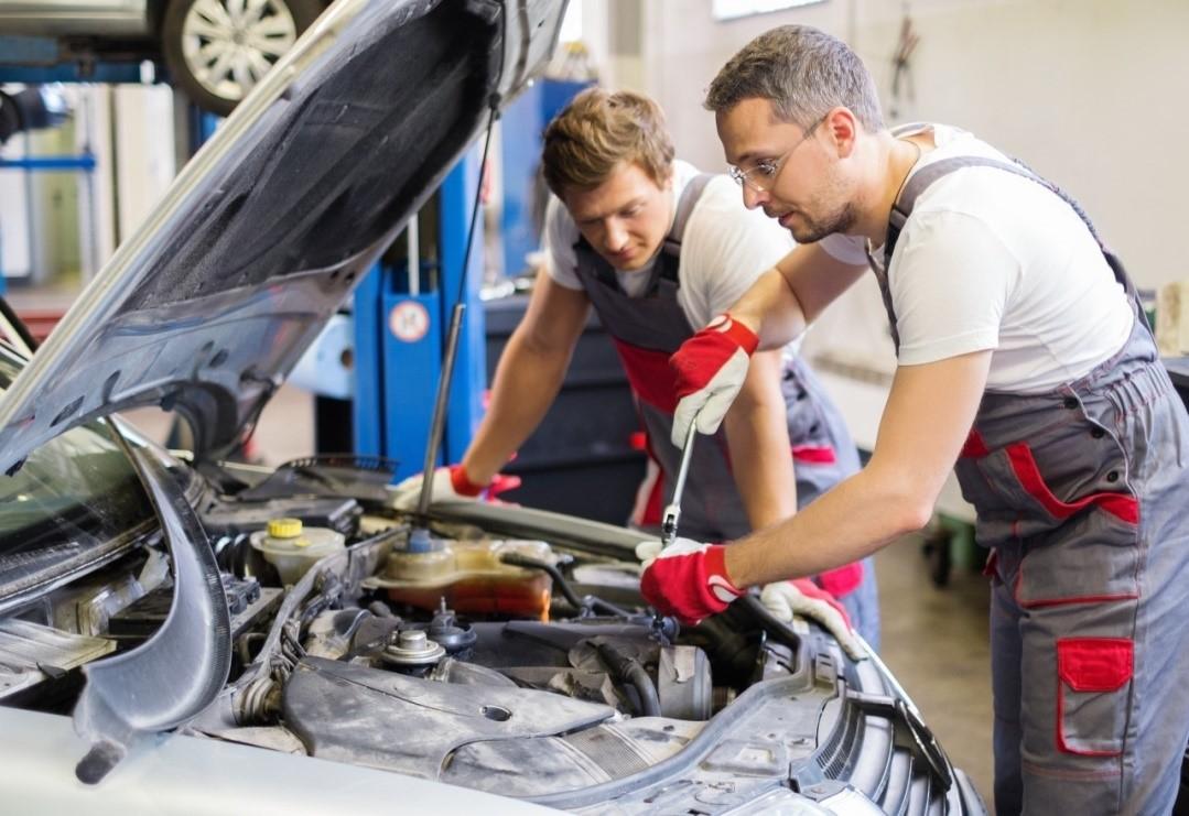 Kinh doanh dịch vụ sửa chữa ô tô