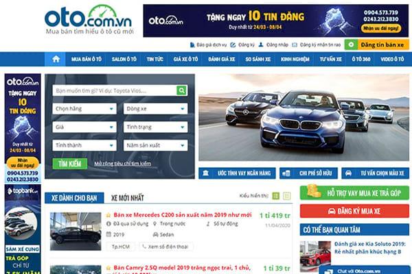 Website lượng tin rao lớn, cập nhật nhanh và độ chính xác cao