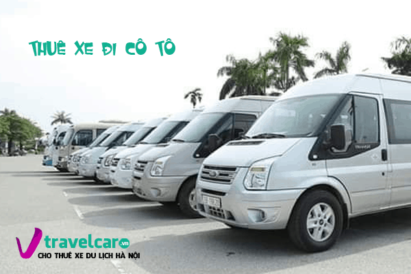 Cho thuê xe đi Cô Tô giá rẻ, chất lượng cao tại Hà Nội