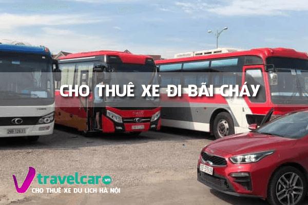 Công ty chuyên cho thuê xe đi Bãi Cháy giá rẻ tại Hà Nội