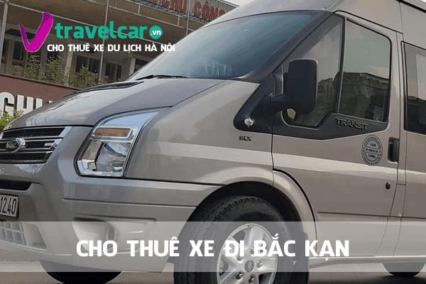 Công ty chuyên cho thuê xe Hà Nội Bắc Kạn trọn gói giá rẻ tại Hà Nội