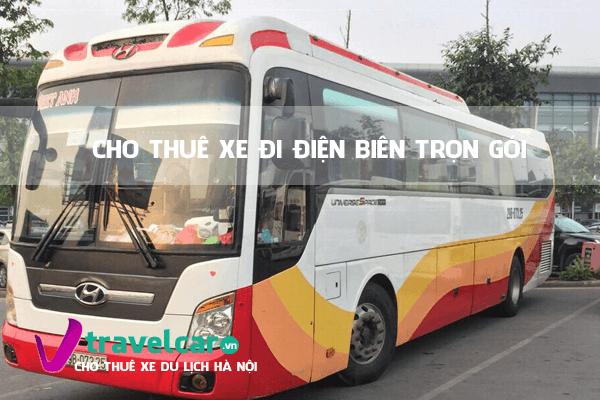 Bảng giá và dịch vụ thuê xe đi Điện Biên 4-45 chỗ giá rẻ tại hà nội
