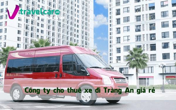 Bảng giá và dịch vụ thuê xe đi Tràng An 4-45 chỗ giá rẻ tại hà nội