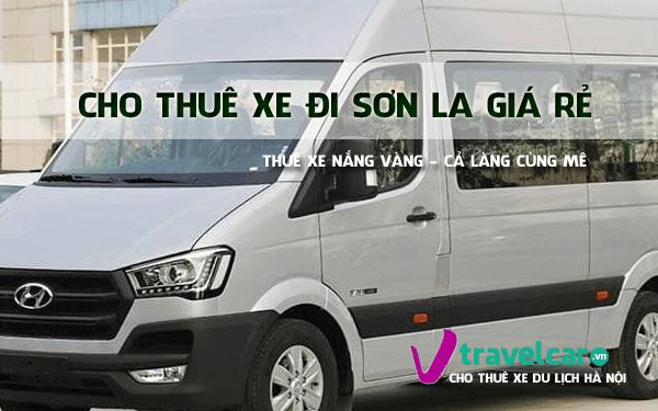 Công ty chuyên cho thuê xe đi Sơn La giá rẻ tại Hà Nội