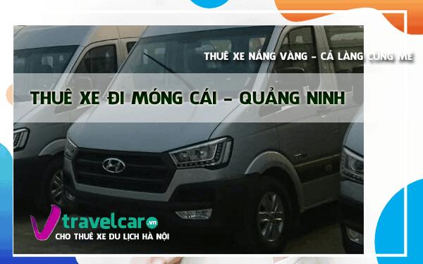 Bảng giá và dịch vụ thuê xe đi Móng Cái 4-45 chỗ giá rẻ tại hà nội