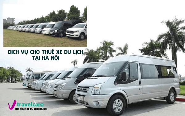Cần hợp tác dịch vụ cho thuê xe du lịch 4 đến 45 chỗ tại Hà Nội