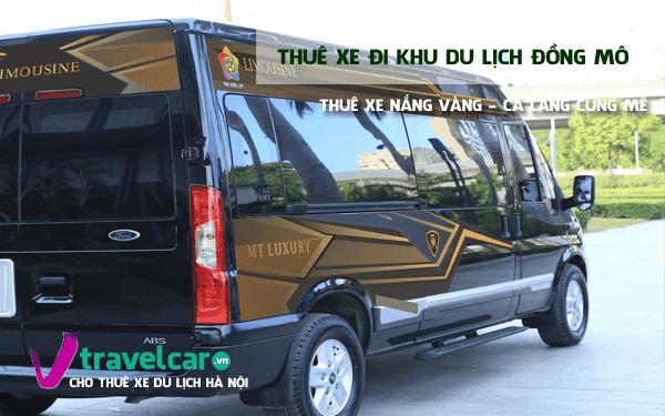 Công ty chuyên cho thuê xe đi Đồng Mô uy tín - giá rẻ  tại Hà Nội