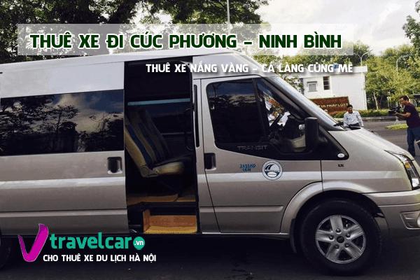 Bảng giá và dịch vụ thuê xe đi Cúc Phương 4-45 chỗ giá rẻ hà nội