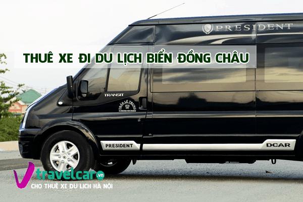 Công ty chuyên cho thuê xe đi du lịch biển Đồng Châu(Thái Bình) giá rẻ tại Hà Nội