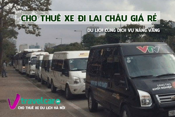 Bảng giá và dịch vụ thuê xe đi Lai Châu 4-45 chỗ giá rẻ tại hà nội