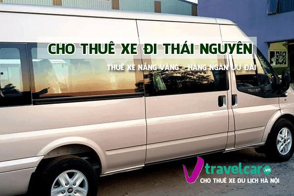 Bảng giá và dịch vụ thuê xe đi Thái Nguyên 4-45 chỗ giá rẻ hà nội