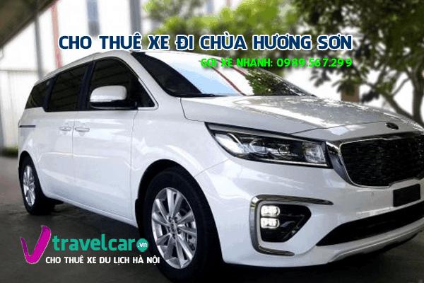 Công ty chuyên cho thuê xe 7 chỗ đi chùa Hương Sơn giá rẻ tại hà nội.