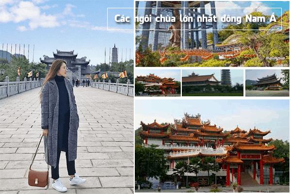 Danh sách các ngôi chùa lớn nhất đông nam Á   Travelcar.vn
