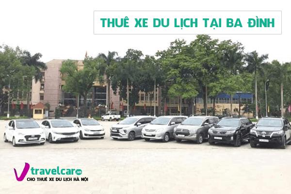 Cung cấp các dòng xe du lịch chất lượng cao tại quận Ba Đình