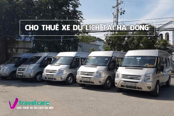 Công ty chuyên cho thuê xe du lịch 4-45 chỗ tại quận Hà Đông