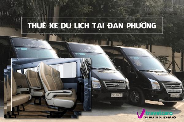 Cho thuê xe du lịch 4-45 chỗ tại huyện Đan Phượng, Hà Nội