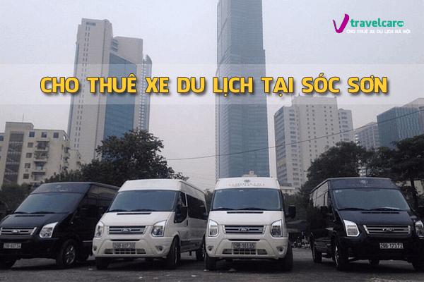 Công ty chuyên cho thuê xe du lịch ở Sóc Sơn, Hà Nội