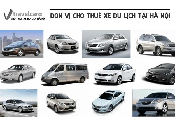Travelcar - Đơn vị cho thuê xe du lịch giá rẻ hàng đầu hà nội