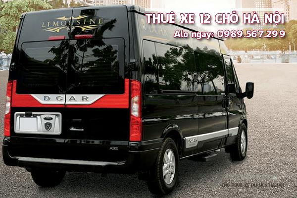 Dòng xe Fuso loại 12 chỗ chất lượng cao, đời mới