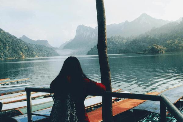 hồ Ba Bể - vẻ đẹp kỳ ảo