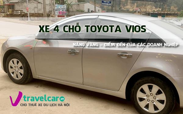 Xe 4 chỗ Toyota Vios