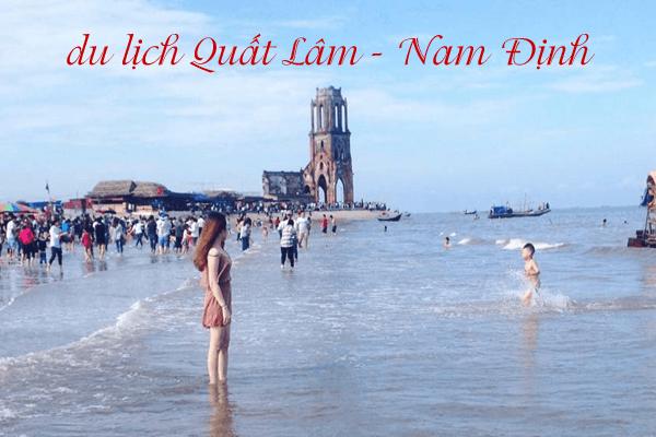 Khu du lịch biển Quất Lâm - Nam Định