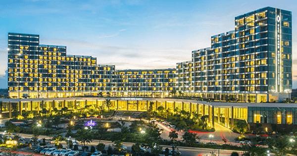 khu nghỉ dưỡng cao cấp 5 sao theo tiêu chuẩn quốc tế