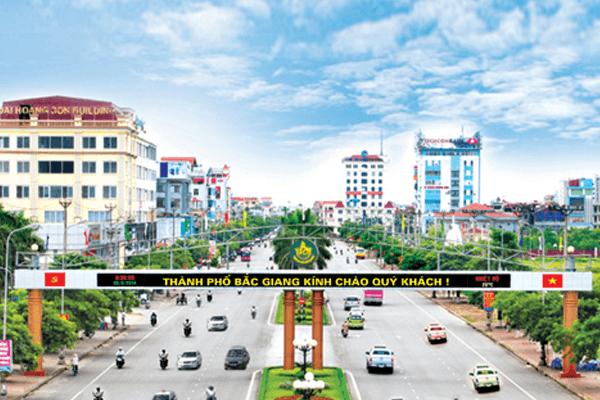 Thành phố Bắc Giang