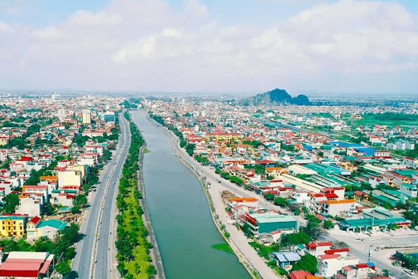 Thành phố Ninh Bình - mảnh đất xin đẹp và đầy quyến rũ. Ảnh st