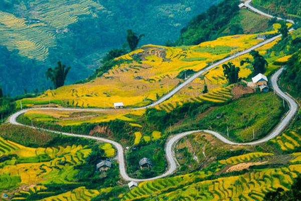 Lào Cai là khu du lịch trọng tâm của miền Bắc
