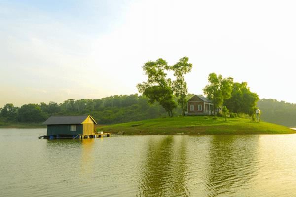 Khu du lịch Đồng Mô