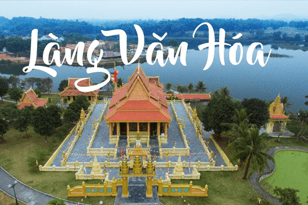 Làng Văn hoá du lịch các dân tộc Việt Nam
