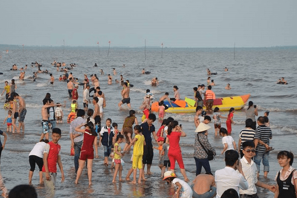 Du lịch biển Quất Lâm - thiên đường du lịch