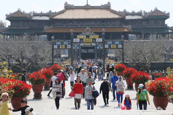 Huế từng là kinh đô của Việt Nam thời phong kiến dưới triều nhà Nguyễn. Ảnh st