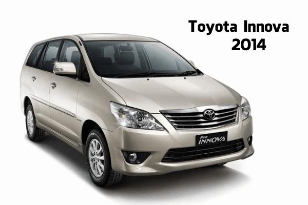 Toyota Innnova phiên bản 2014