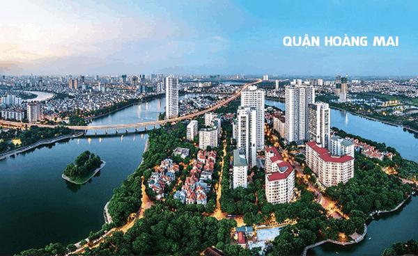 Quận Hoàng Mai, Hà Nội