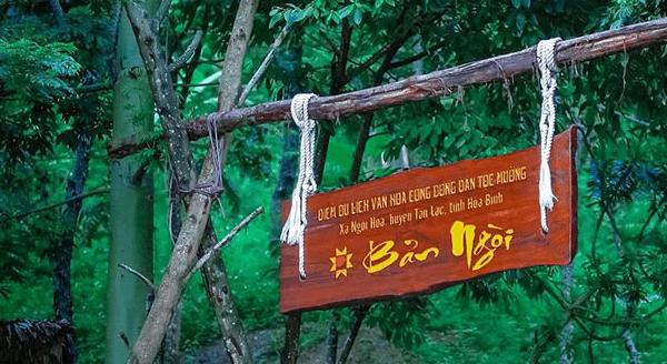 Bản Ngòi - Thung Nai