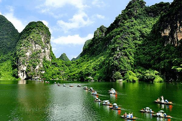 Khu du lịch sinh thái Tràng An - Vẻ đẹp di sản thế giới