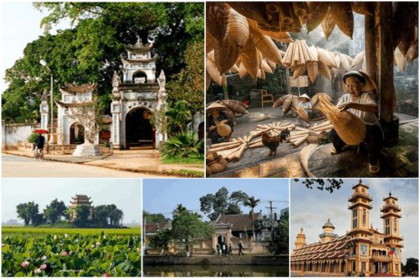 Hưng Yên là một thành phố hiền hòa và vô cùng xinh đẹp