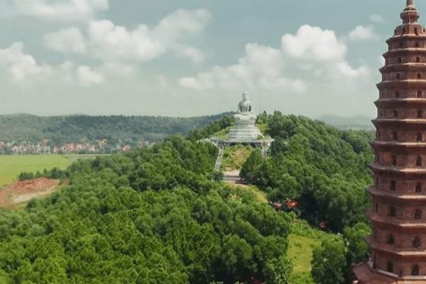 Đến thăm Chùa Phật Tích - ngôi cổ tự linh thiêng đất Tiên Du