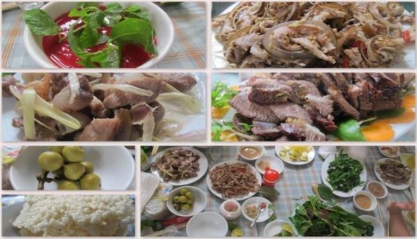 Đặc sản dê núi Ninh Bình nức tiếng bốn phương