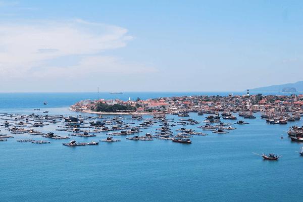 Đảo Nghi sơn - Hòn đảo tiềm năng của tỉnh Thanh Hóa