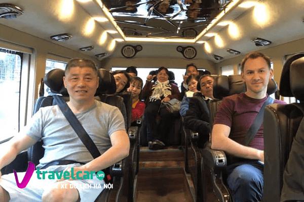 Những trải nghiệm khó quên với dòng xe du lịch cao cấp nhất hiện nay